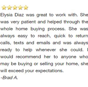 Green Bay Realtor Reviews - Brad A.
