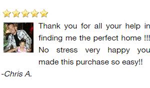 De Pere, WI Realtor Reviews - Chris A.