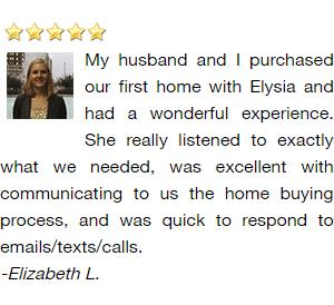De Pere, WI Realtor Reviews - Elizabeth L.