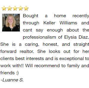 Green Bay Realtor Reviews - Luanne S.