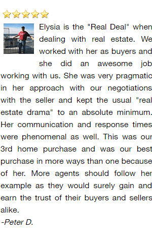 Green Bay Realtor Reviews - Peter D.