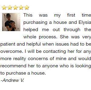 De Pere Realtor Reviews - Andrew V.