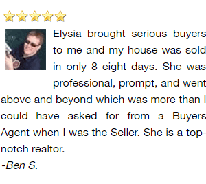 Green Bay Realtor Reviews Ben S.