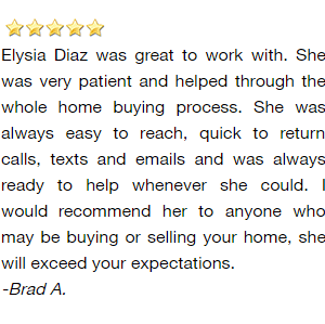 Green Bay Realtor Reviews - Brad A.