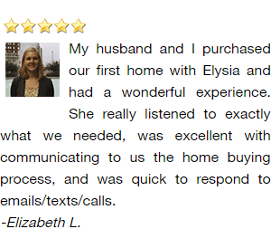 De Pere, WI Realtor Reviews - Elizabeth L.