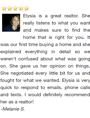 Bellevue Realtor Reviews - Melanie S.