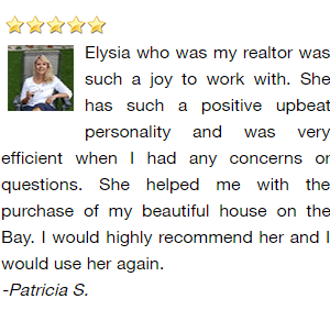 Waterfront Water Realtor Reviews - Patricia S.