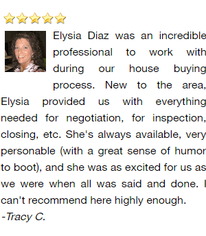 Green Bay Realtor Reviews - Tracy C.