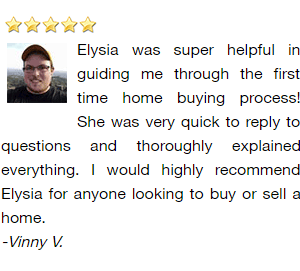 Green Bay Realtor Reviews Vinny V.