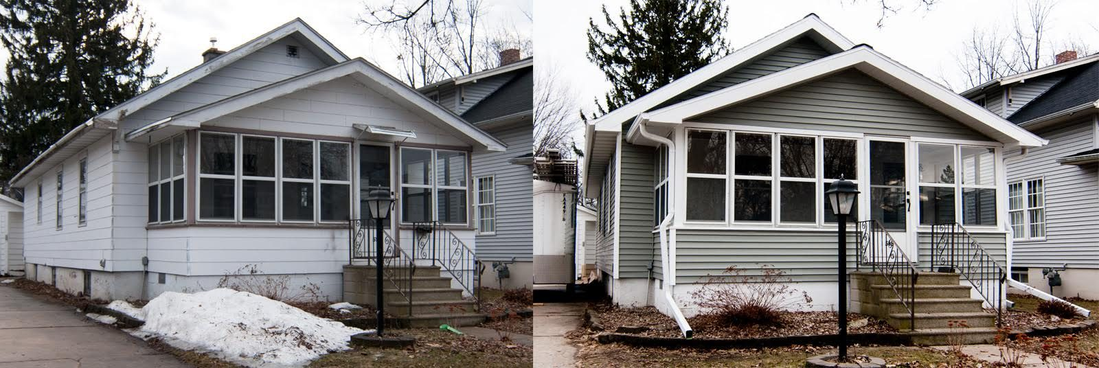 Fixer upper home on the west side of Green Bay, WI