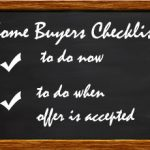 Green Bay Home Buyer's Checklist