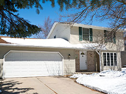 Home for Sale in Bellevue, WI
