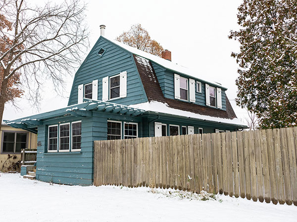 Charming Historical Home for Sale in Green Bay, Wisconsin