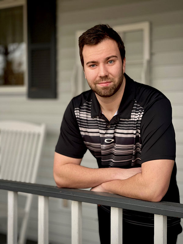 Appleton Real Estate Agent and Realtor Dylan O'Brien